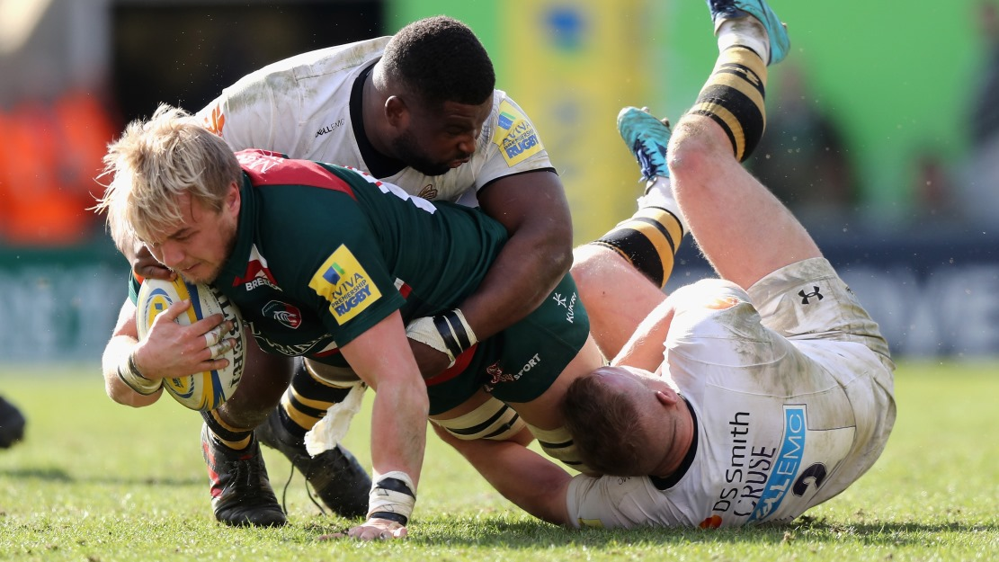 Wasps, Leicester Tigers, Gallagher Premiership Rugby, Big Match Preview